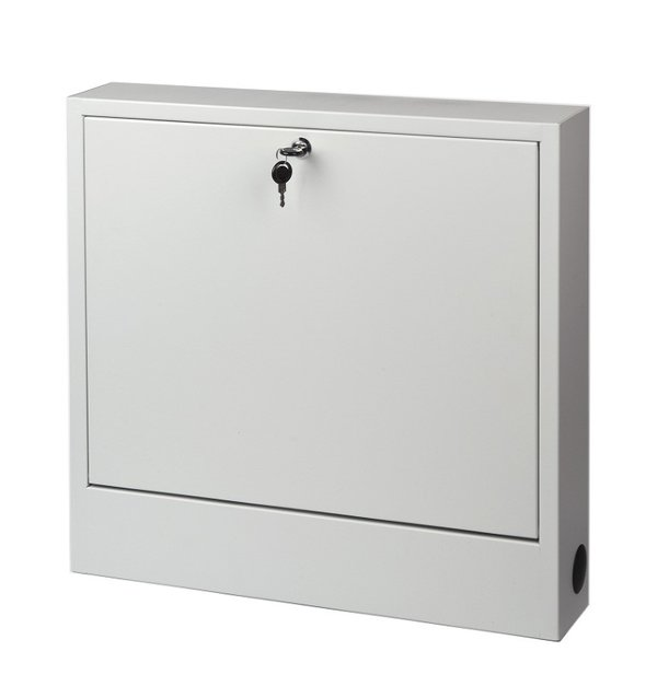 Notebook Wandschrank S für Whiteboard & Display